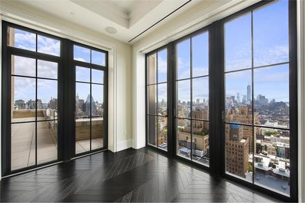 The 5 most exclusive apartments in nyc right now for Luxury real estate in new york