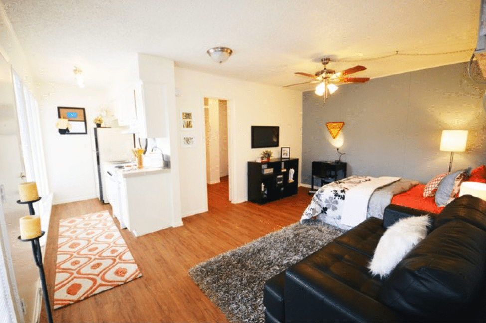 2. Downtown Austin U2013 1 Bed, 1 Bath, $1,025/month