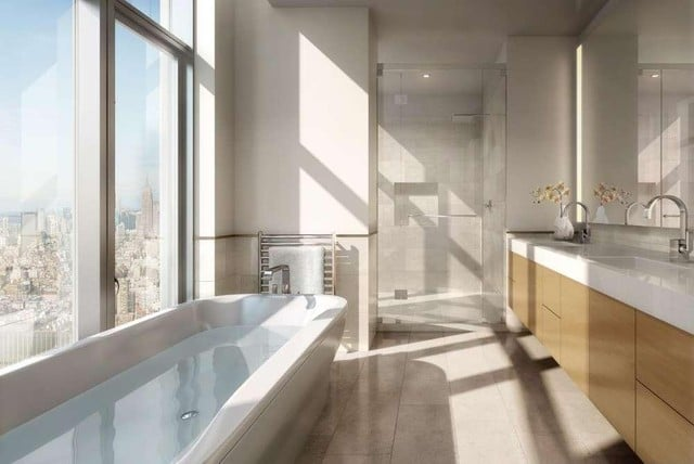 luxury apartments bathrooms. Create an alert for 5 Bedroom New York listings apartments like this The 10 Most Luxurious Apartments in NYC Right Now