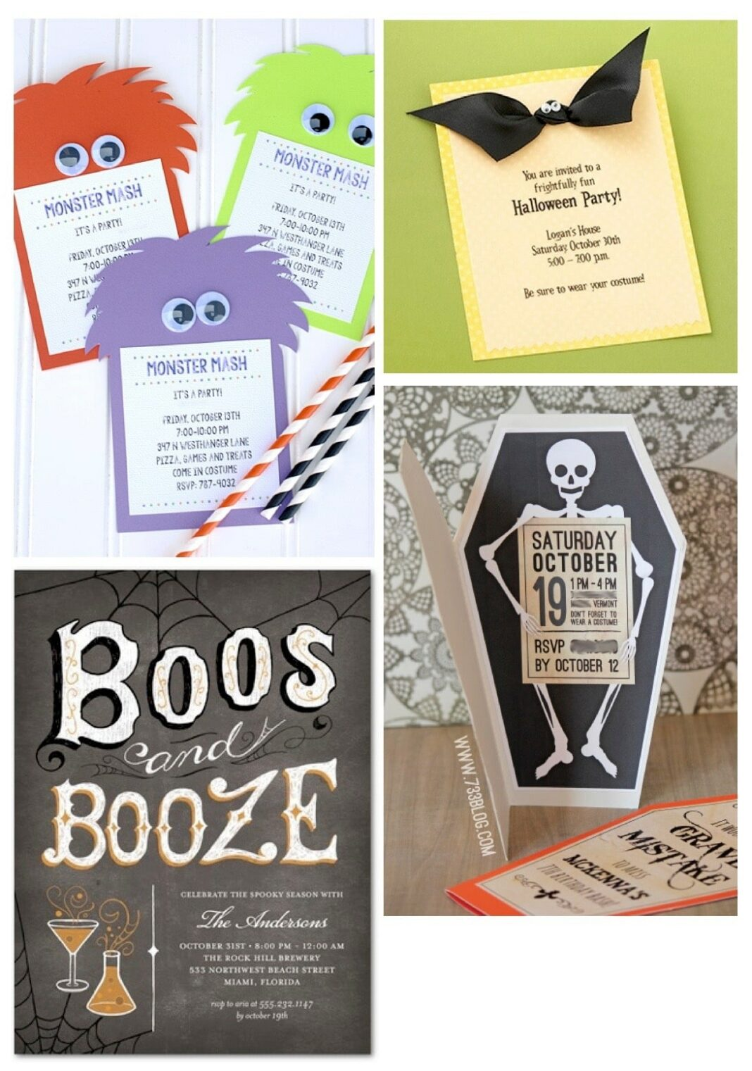10 Tips for Throwing Your Best Halloween Party Yet | The Zumper Blog