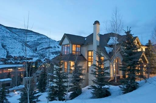 10 amazing ski homes you can rent right now for Cabin rentals near vail colorado