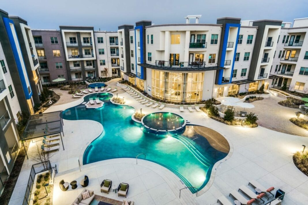 Apartment Design District Dallas the 5 best dallas apartments with pools (available now) | the
