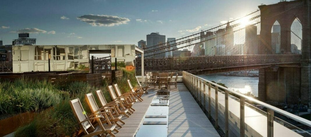 5 nyc apartment buildings with insane amenities