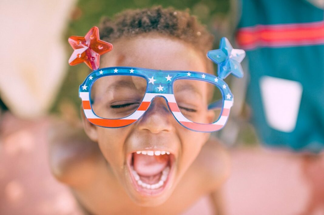 4th of july diy: 3 ways to wear the flag this independence day