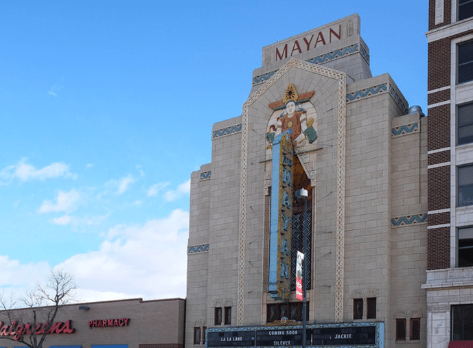 mayan theatre denver