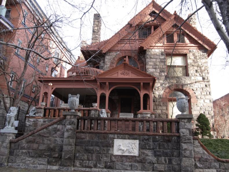 molly brown house denver