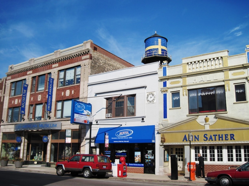Andersonville Chicago