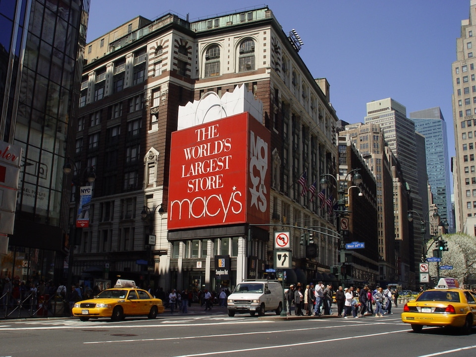 Macys New York