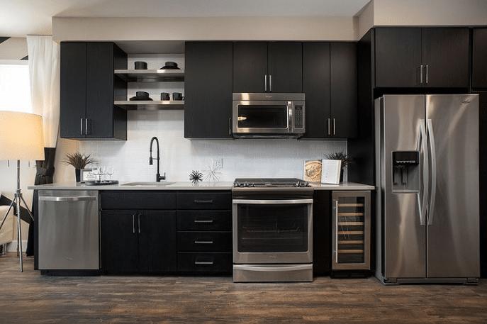 denver apartment kitchen