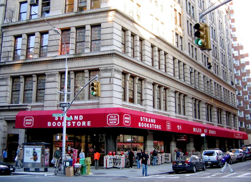Strand Book Store New York