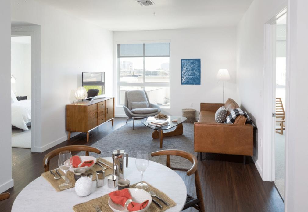 Blossom Plaza Apartments for Rent LA