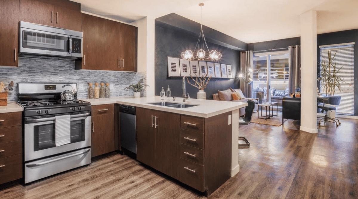 Radius Koreatown Apartments for Rent LA