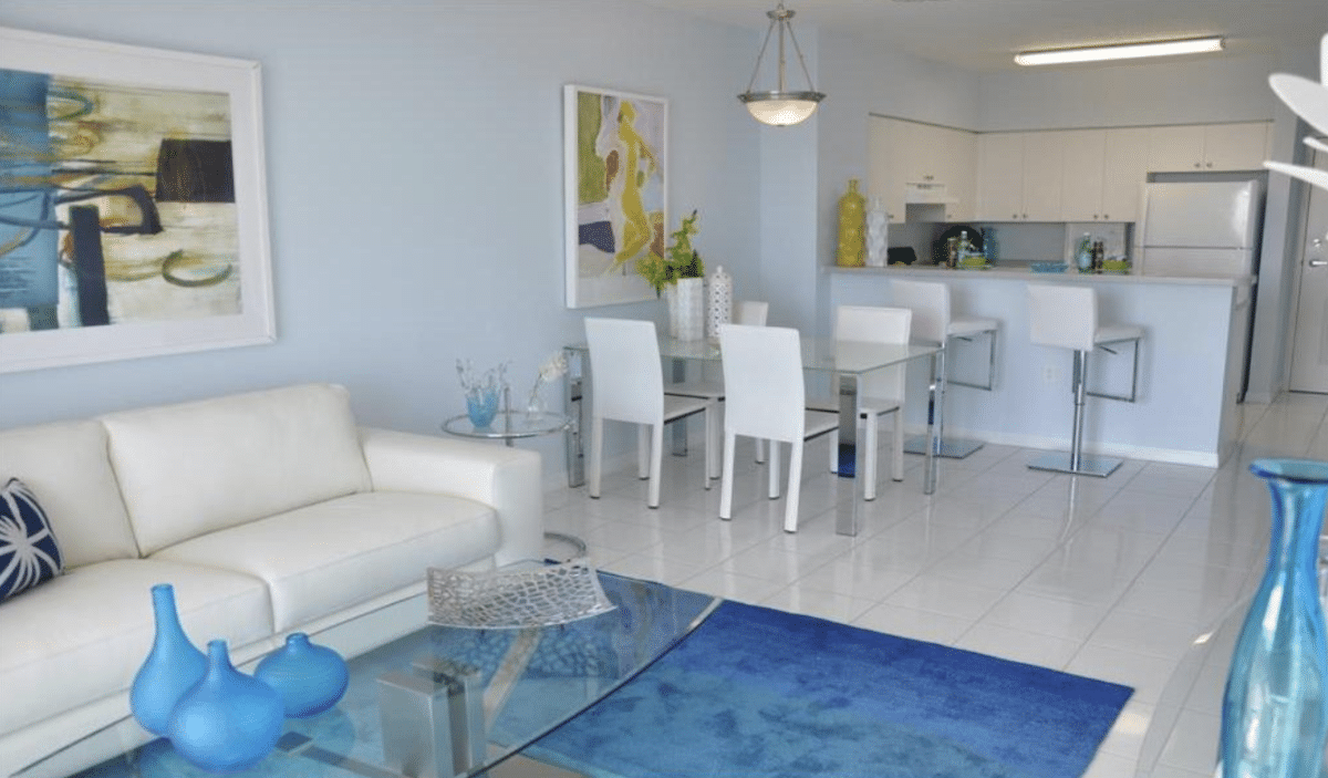 Miami Riverfront Residences Apartments For Rent