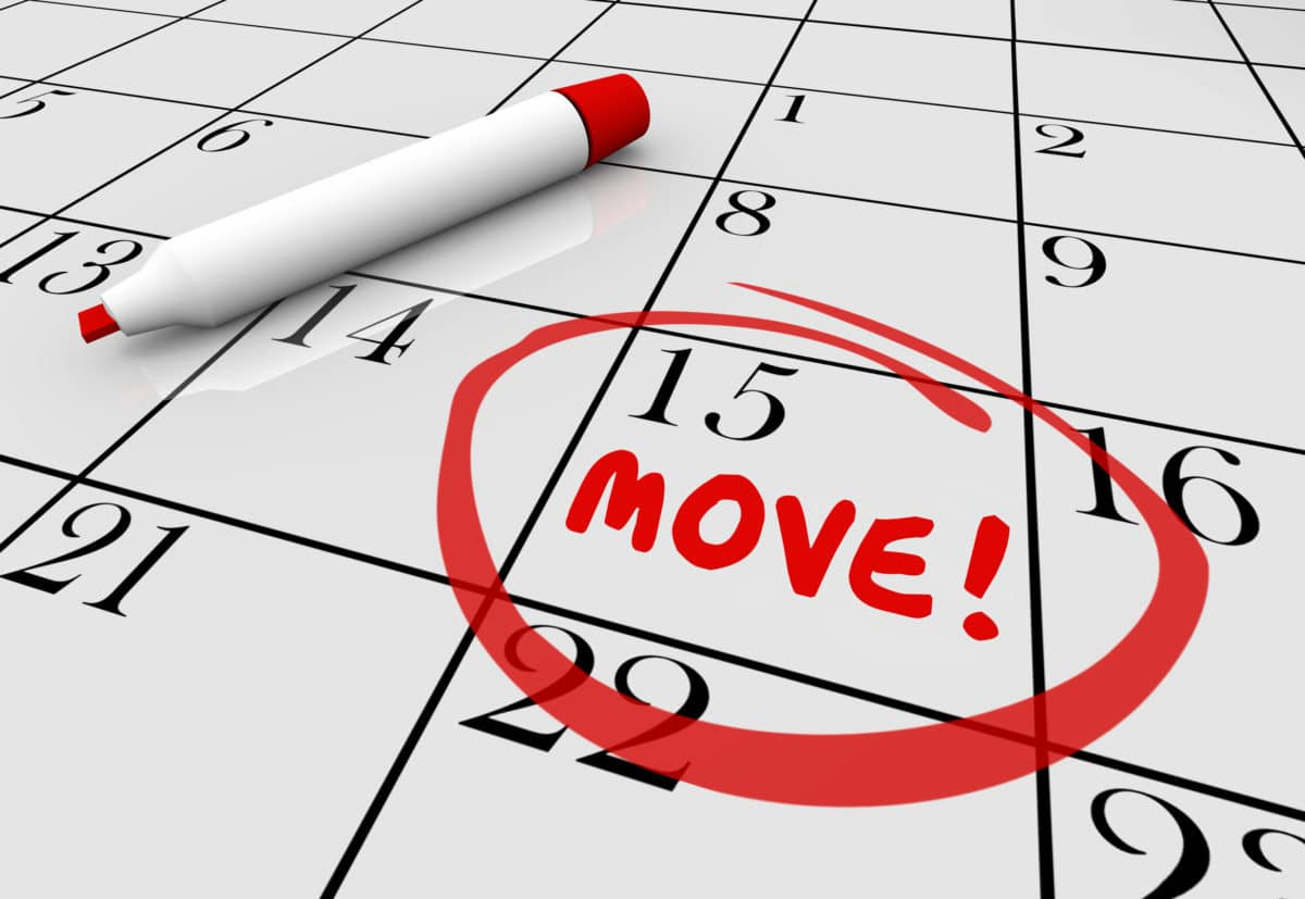 Move Date Day