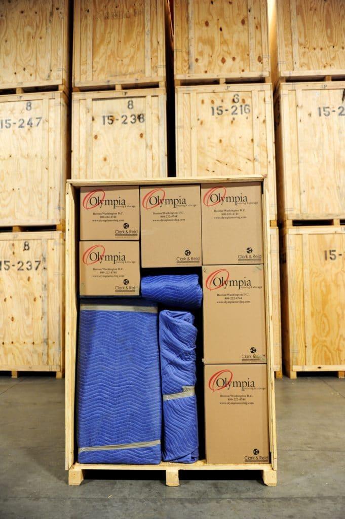 Olympia moving company